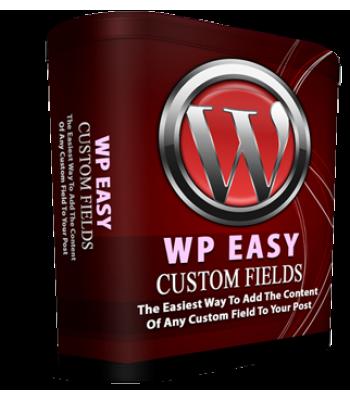 WP Easy Custom Fields Plugin