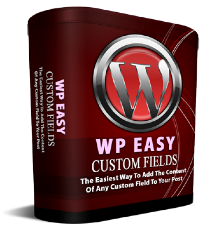 WP Easy Custom Fields Plugin