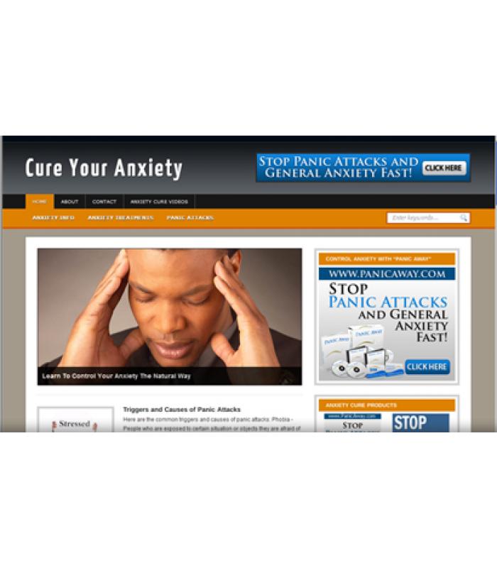 Anxiety Niche Blog