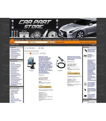 Amazon Car Parts Affiliate Store