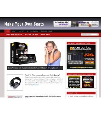 Music Beat Niche Blog